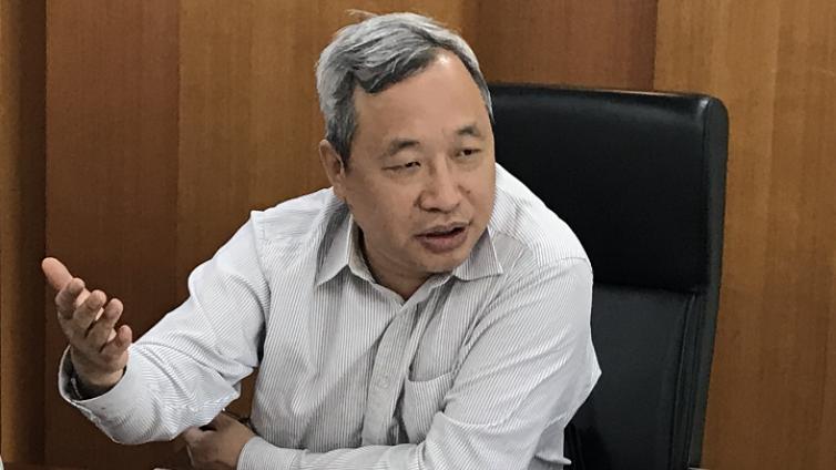 中國石油和化學工業聯合會趙俊貴副會長一行蒞臨平臺指導工作