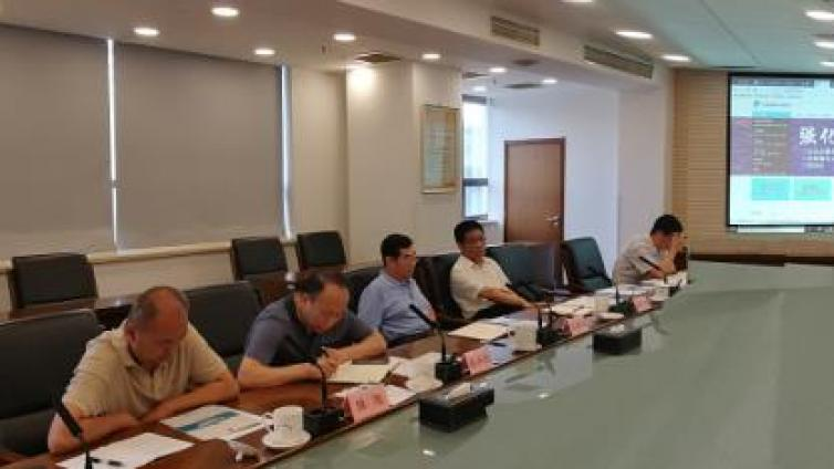 應急管理部黨組成員、總工程師王浩水給平臺重要指示